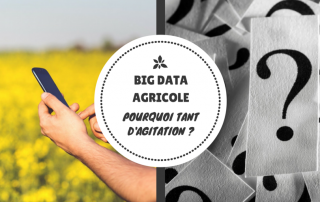 Big data agricole