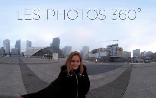 Les photos 360°