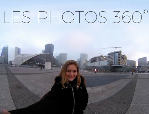 Les photos 360°, une révolution dans le monde de la photographie
