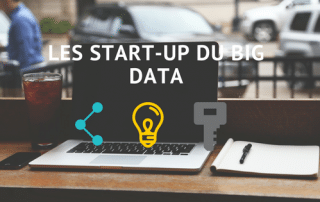 Les Start-up du Big Data