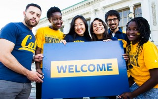 Welcome - UC Berkeley San Francisco