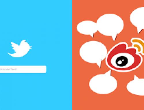 Weibo VS. Twitter ?